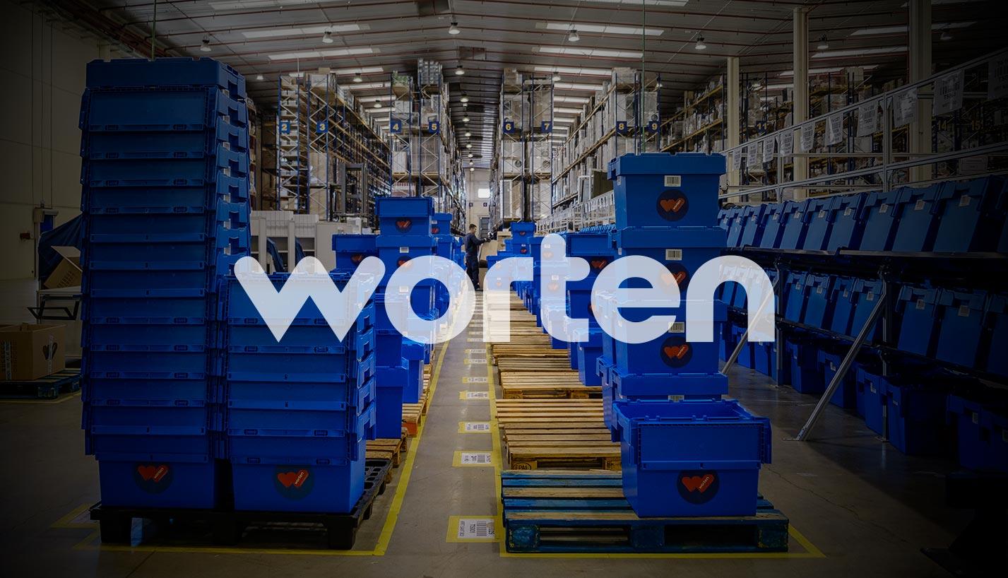 Worten confía na ICP como parceiro Logístico
